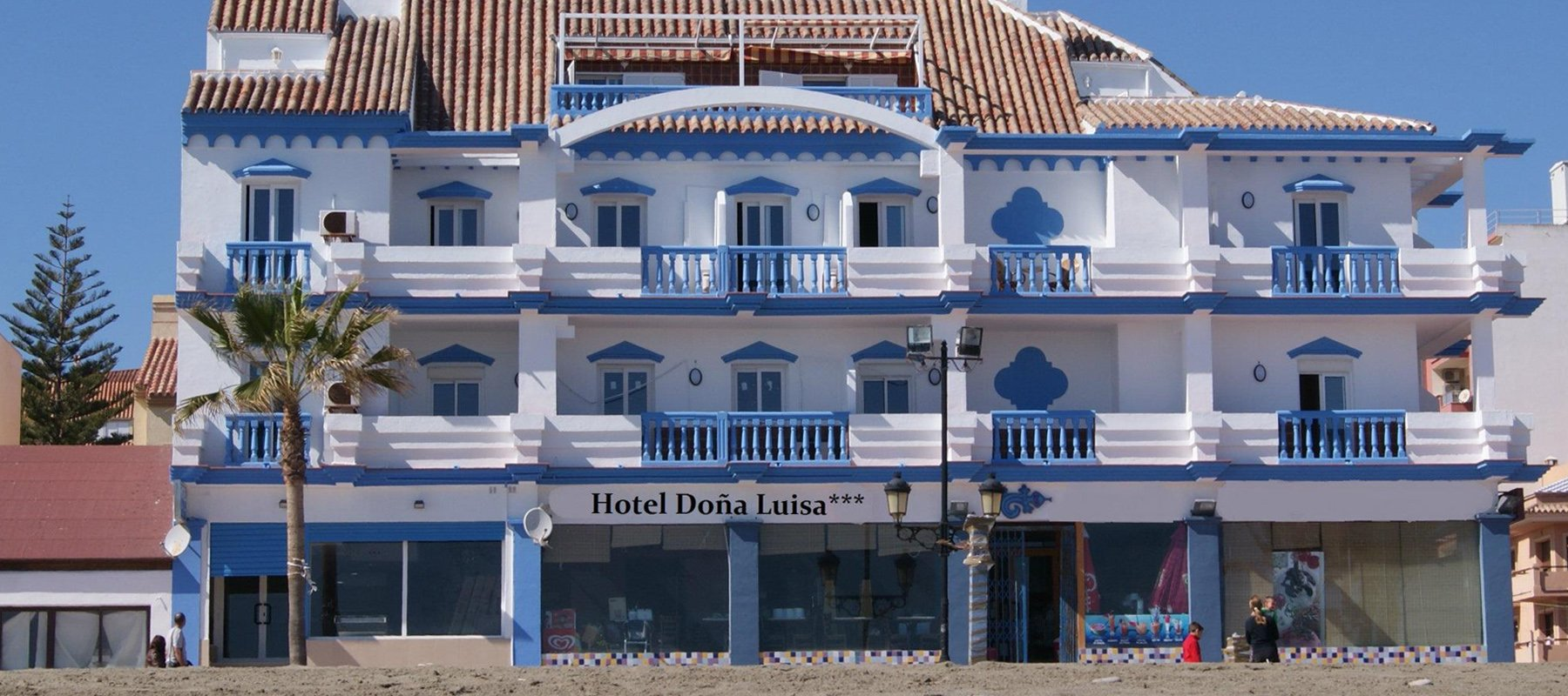 Welcome to Hotel Doña Luisa !!